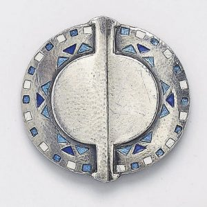 Archibald Knox Buckle for Liberty & Co. c.1909.