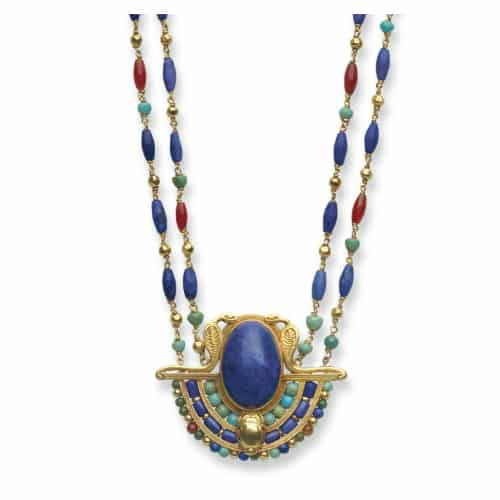 Louis Comfort Tiffany Egyptian Revival Necklace.jpg