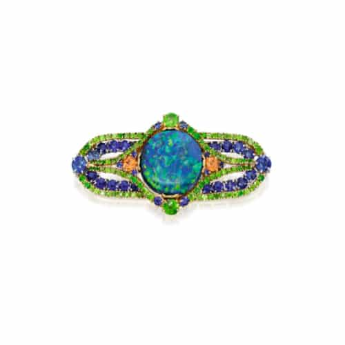 Louis Comfort Tiffany Opal Brooch.jpg