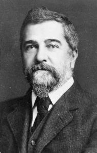 Louis Comfort Tiffany was the son of Charles Lewis Tiffany, founder of American jeweler Tiffany and Company. He served as the design director for Tiffany from 1902-1918.