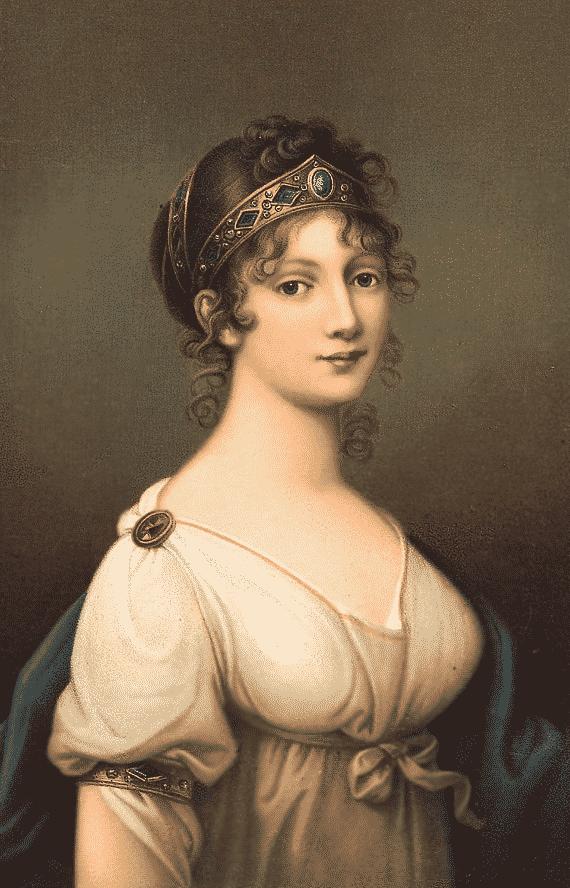 Louise of Mecklenburg -Strelitz