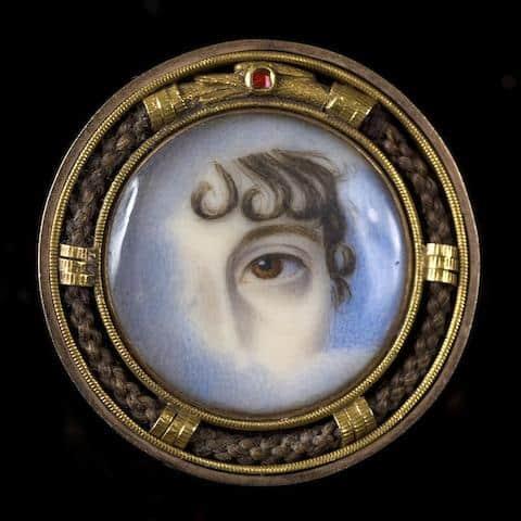 Lover's Eye Miniature