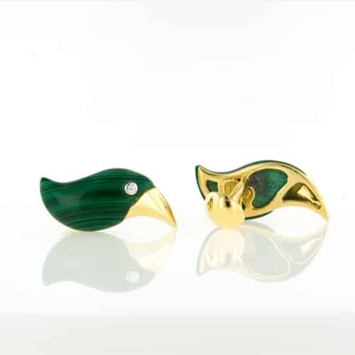 Malachite Bird Cuff Links 89.jpg