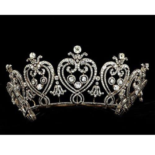 4c5125d11 Tiaras | Antique Jewelry University