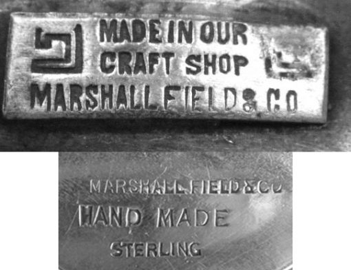 Marshall Field and Co. Maker's Mark