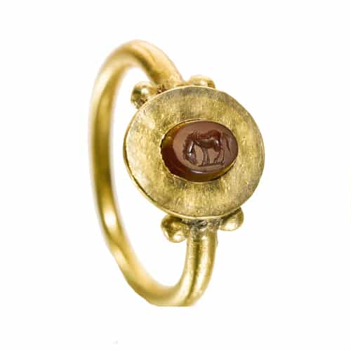 Rings: Ancient to Neoclassical