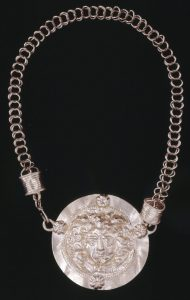 Medusa Gold Necklace c.200 AD.