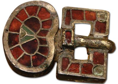 Merovingan_Garnet_Inlay_6th_Century
