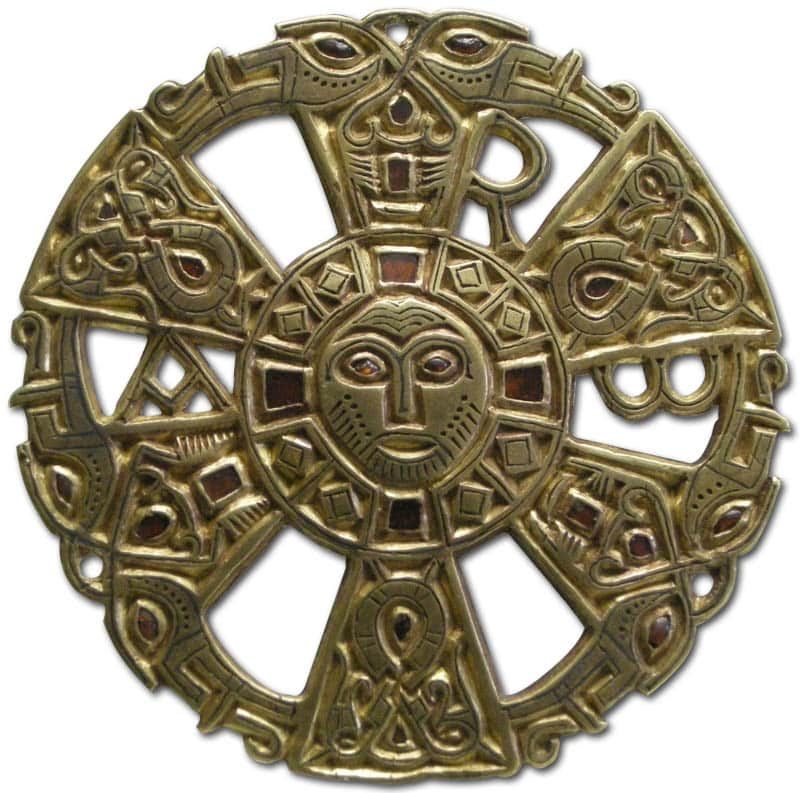 Merovingian Disc End 6th Beginning 7th Cen.jpg