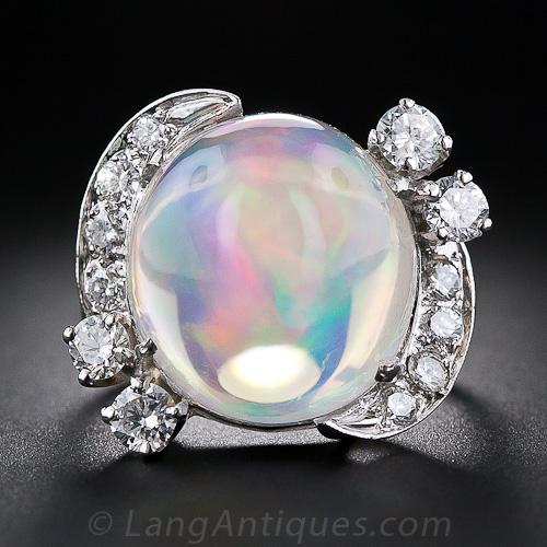 Mexican Jelly Opal and Diamond Ring.jpg