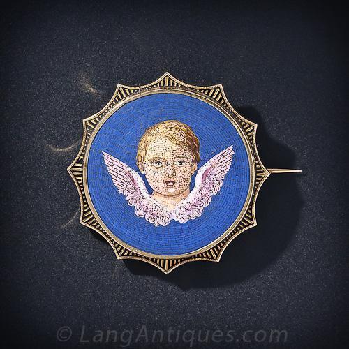 Mosaics in Jewelry