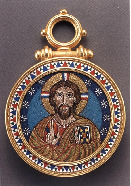 Micromosaic of Christ.jpg