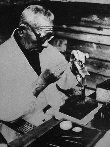 Mikimoto Conducting Pearl Culturing Experiments.