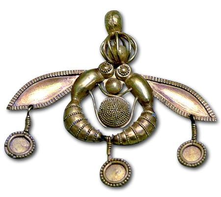 Minoan Pendant, 1700–1550 BC