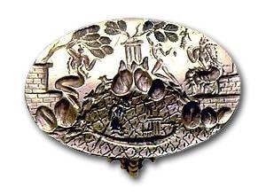 Minoan Ring, 1500 - 1400 B.C.
