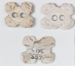 Shell Beads c.1500-1600, Florida.