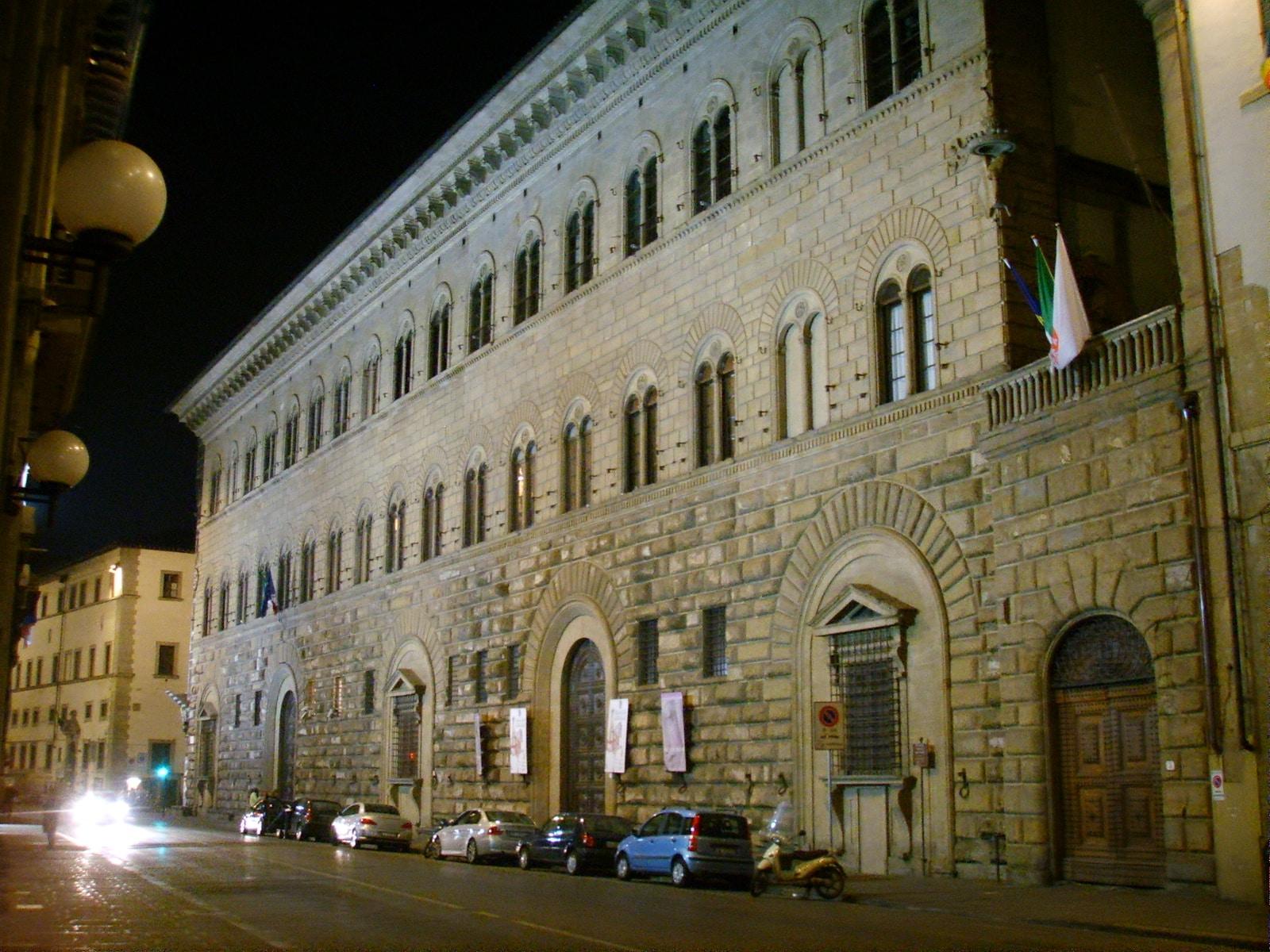 Palazzo Medici Riccardi, Florence, Italy.