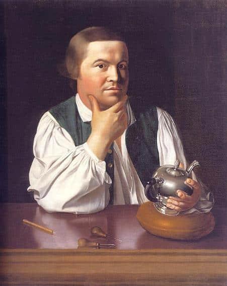 Paul Revere (1735-1818)