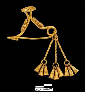 Phoenician Jewelry Kition.