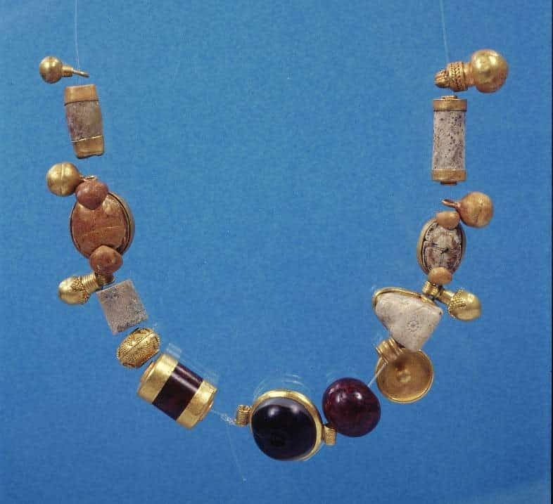 Phoenician Jewelry Kition Necklace.jpg