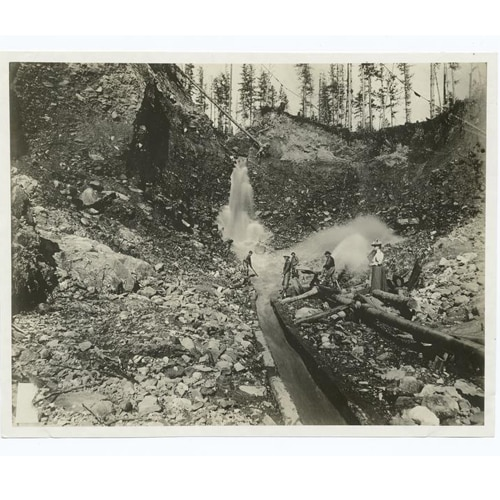 Gold And Silver Mining In Panama Mail: California Gold Rush
