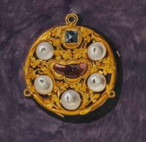 A Small Octahedron.