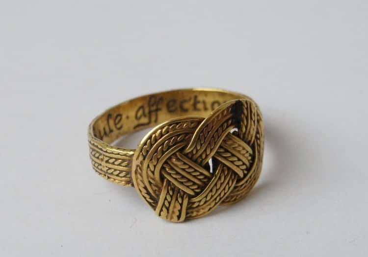 poesy rings antique