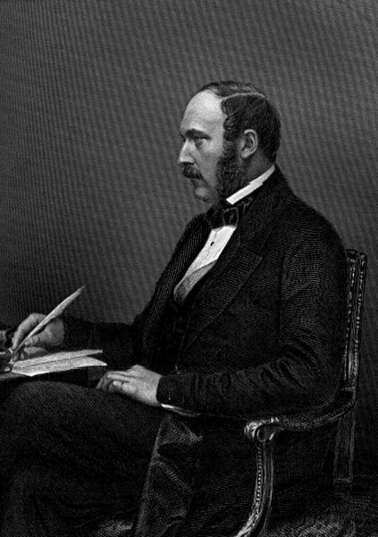 Prince Albert, Prince Consort to Queen Victoria.