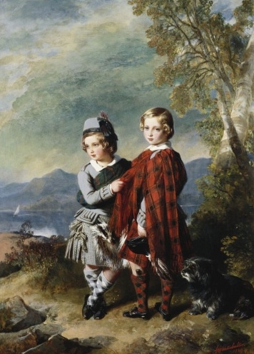 Princes_in_Tartans