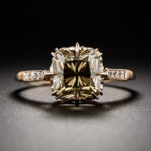 Radiant-Cut Diamond.
