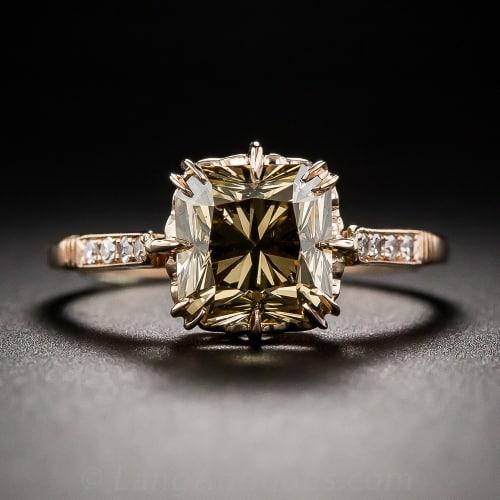 Radiant-Cut Diamond.