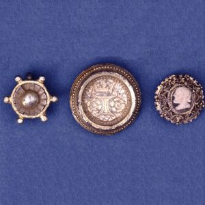 Early to Mid 16th Century Silver and Silver Gilt Badges. © The Trustees of the British Museum.