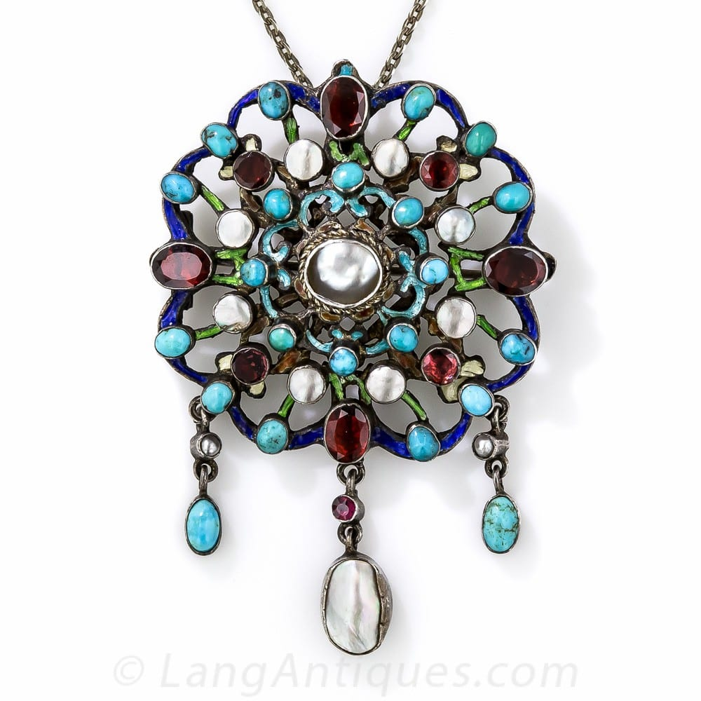 Historical Revival In Jewelry