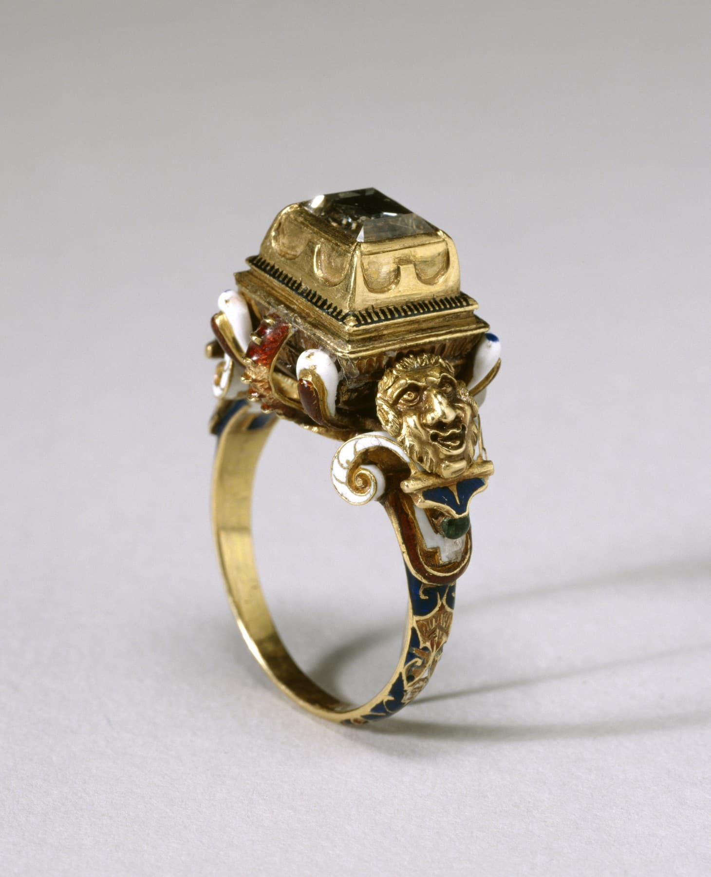 Renaissance Table Cut Diamond Ring.jpg