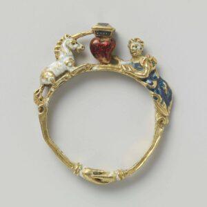 Renaissance Ring, c.1550.
