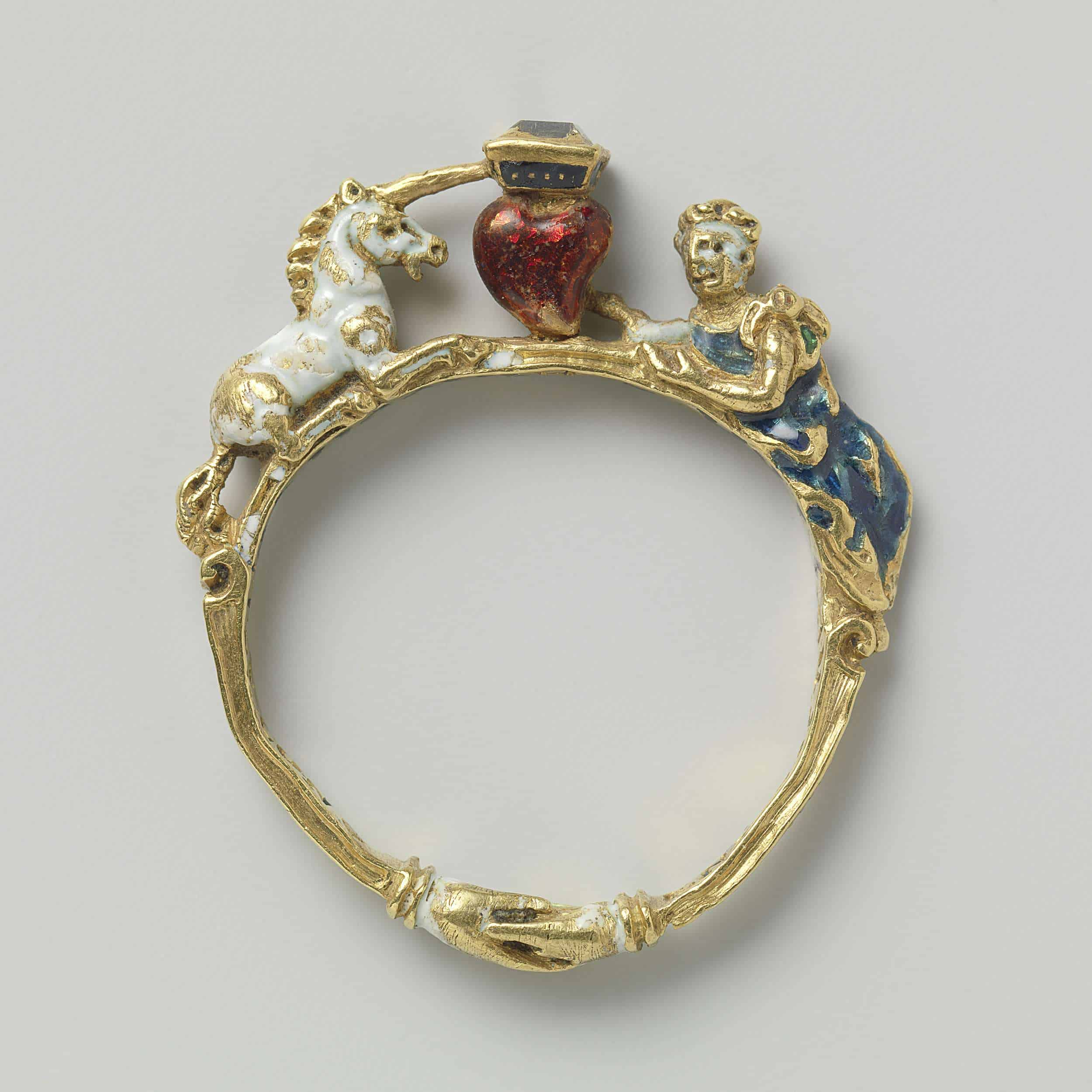 1f1a6e199e240 Rings: Ancient to Neoclassical | Antique Jewelry University