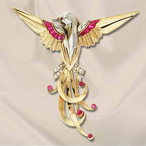 Retro Bird Clip Brooch.jpg