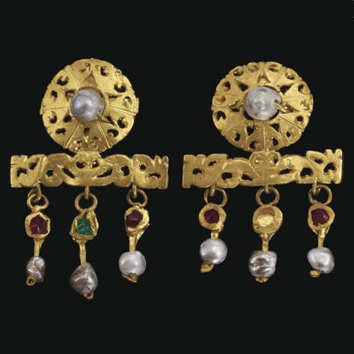 Roman Disk Earrings.jpg