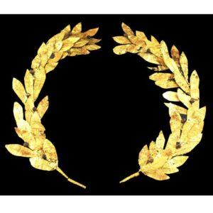 Roman Laurel Wreath.