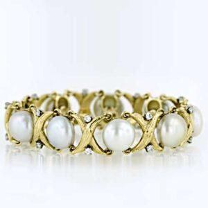 Ruser Pearl Bracelet.