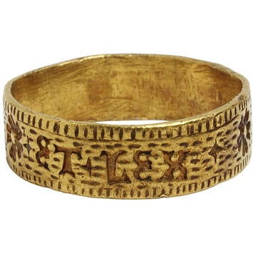 Signet Rings | Antique Jewelry University