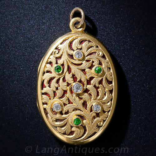 Shreve_Demantiod_Locket