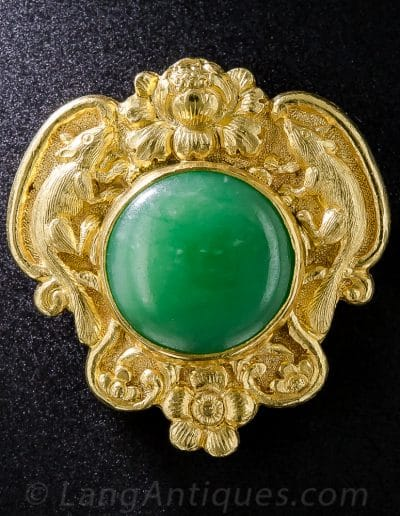 Shreve_and_Co_Jadeite_Brooch