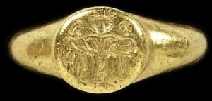 7th Century Signet Victoria & Albert Museum Collection.