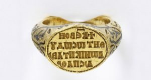 11th Century Signet Victoria & Albert Museum Collection.