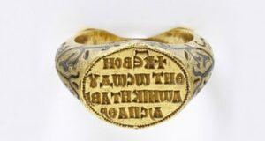 11th Century Signet Victoria & Albert Museum Collection.