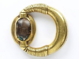 Ancient Egyptian Ring.