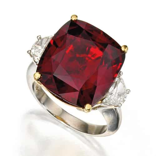 Spessartite Garnet Diamond Ring .jpg