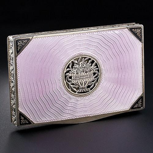 Sterling-Silver-Guilloche-Box