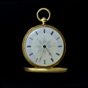 Tiffany & Co. Watch with Patek Philippe Movement c. 1868.